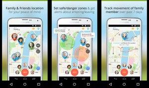aplikasi untuk melacak lokasi