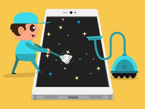 Cara Membersihkan Smartphone
