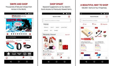 Aplikasi Belanja