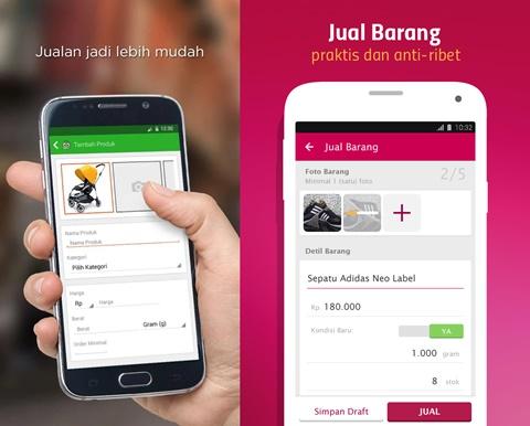 Berjualan Online dengan Smartphone