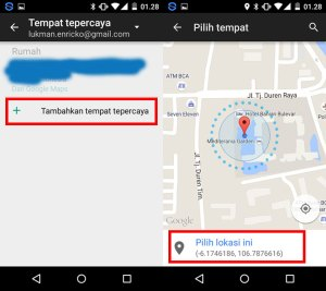 Smart Lock pada Android