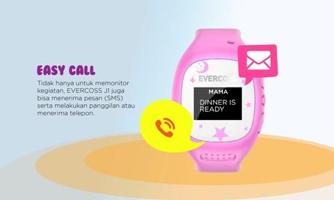 Membeli Smartwatch J1