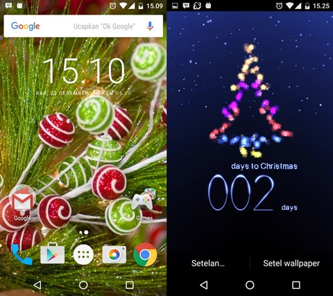 Tips Merayakan Natal