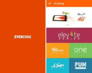 EVERCOSS eCatalog