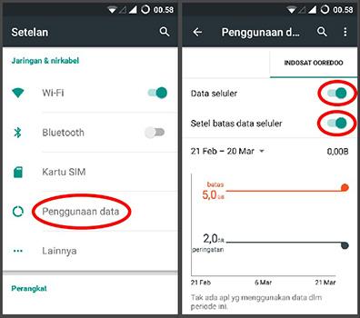 a791d tips hemat kuota data smartphone 4 - Tips Menghemat Data di Android Kurangi Pengeluaran Kuota