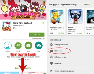 Cara Refund Aplikasi Android