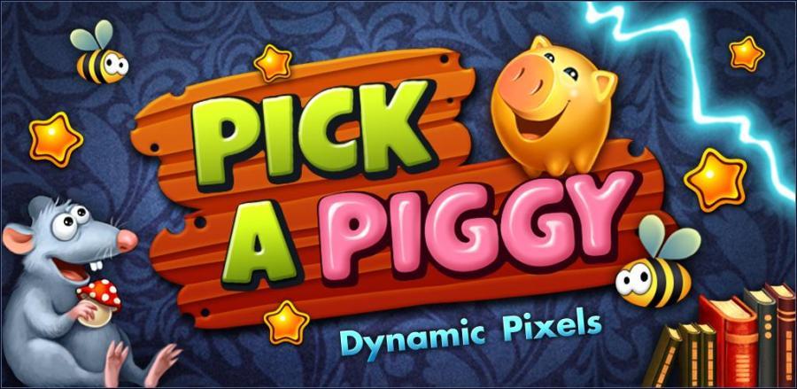 PICK A PIGGY: Permainan lucu yang bikin kamuketagihan!
