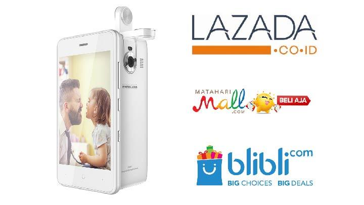 Promo dan Harga Spesial Winner T Selfie Kini Bisa Kamu Dapatkan di Lazada, MatahariMall, danBlibli!